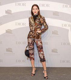 The Bar jacket - Ready-to-wear - Women's Fashion Gala Gonzalez, Dior Haute Couture, Nina Dobrev, Olivia Palermo, Fashion Week, High Fashion, Fashion Show, Womens Fashion, Fashion Design