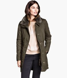 I would like this khaki green parka for myself but it's too expensive at the moment. $79.95 as of 12/12/14. I can wait for the price to drop after the holiday rush