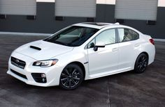 2016 subaru wrx wagon review