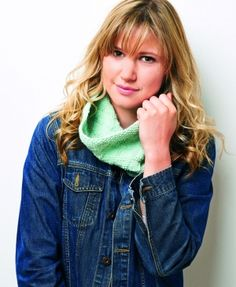Cowl Pattern - free knitting pattern download from Let's Knit!