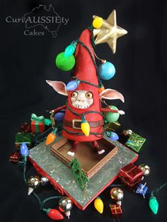 Rise of the guardians cake