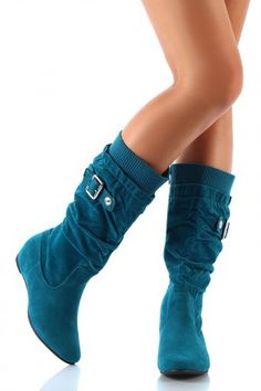 i love this color! but i would have absolutely NOTHING to wear these with!