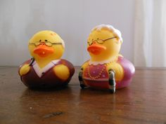 Grandma & Grandpa Duck's Duck Duck, Tea Strainer, Grandma And Grandpa, Jim Henson, Duck Dynasty, Rubber Duck, My Childhood, Marie, Aesthetics