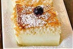 Csodás tejes pite - HENI SÜT NEKED Kolaci I Torte, Hungarian Recipes, Thanksgiving Desserts, Caramel Apples, Easy Desserts, Vanilla Cake, Cheesecake, Food And Drink, Cooking Recipes