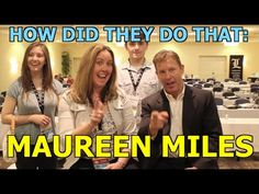"This Investor turned Real Estate into a Family Affair! In this week's episode of ""How Did They Do That"" Dave chats with Maureen Miles and her kids on a Real Estate Coaching, Real Estate Investing, Family Affair, Investors, Kids Learning, Atlanta, The Unit, Shit Happens, How To Plan"