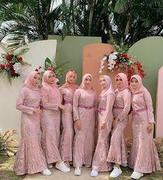 Muslim Wedding Gown, Wedding Hijab, Wedding Bridesmaid Dresses, Hijab Dress Party, Hijab Evening Dress, Kebaya Dress, Abayas, Ldr, Bridesmaid Dresses