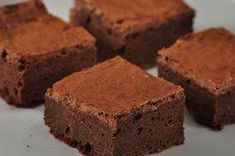 These Fudgy Chocolate Brownies have a rich and deep chocolate flavor and dense fudge-like texture. From Joyofbaking.com With Demo Video