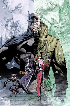 Batman Hush!