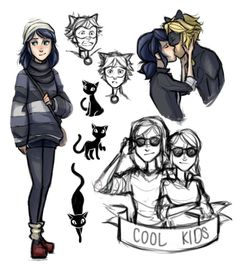 i love drawing this kid | Miraculous Ladybug | Pinterest ...