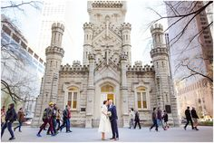 Carrie Holbo Photography | Chicago, IL | Wedding Photography | Water Tower Place