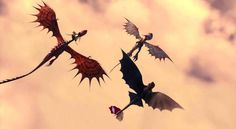 How to Train Your Dragon Race to the Edge Snotlout Hookfang Astrid Stormfly Hiccup Toothless