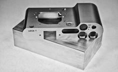 Leica T Unibody Aluminium Gehäuse