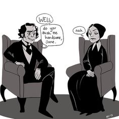 Jane Eyre. -----> THAT WAS ONE OF THE BEST PARTS OF THAT BOOK!!!!!