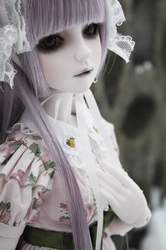 Dollhouse, ~*dolls with a difference........*~ Beautiful hauntingly realistic… #Bjd