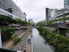 清溪川光化門廣場