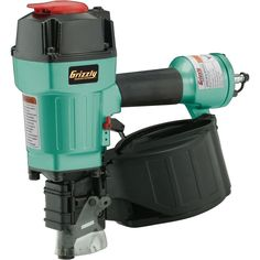 Grizzly H8231 1-3/4-Inch-2-3/4-Inch Coi Length Nailer ** You can find more details by visiting the image link.