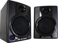 M-Audio Studiophile AV30 v2 (la paire) - Enceintes de monitoring - Enceintes Hi-Fi/Enceintes de monitoring - CinAudio