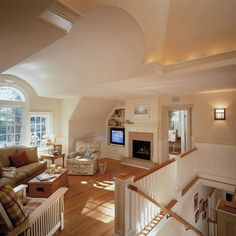Attic Design, Pictures, Remodel, Decor and Ideas - page 12