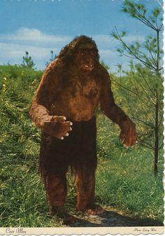 Bigfoot's Grandpa.