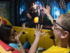 Curse of DarKastle 3D Thrill Ride | Busch Gardens® Virginia