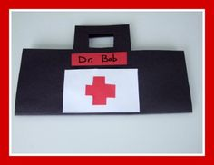 Labor Day Song and First Aid Kit Craft from Kiboomu