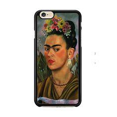Frida Kahlo Self Portrait 3 IPhone 6| 6 Plus Cases