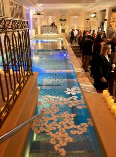 Five-star spa | Hotel George V in Paris Grand Opening Party, White Orchids, White Candles, Five Star, Hotel Spa, Classy, In This Moment, Paris, Future