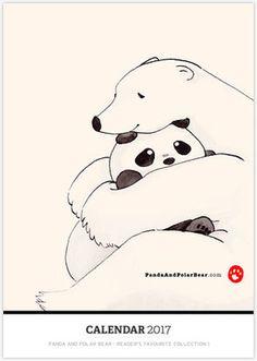 «Panda And Polar Bear - Reader's Favourite Collection 1» de Panda And Polar Bear