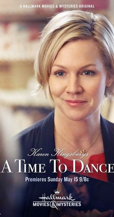 Directed by Mike Rohl.  With Jennie Garth, Corbin Bernsen, Fiona Vroom, Dan Payne. A Time to Dance follows the bittersweet story of longtime couple John and Abby, whose separation is postponed when they find out their daughter is getting married. Determined not to spoil their daughter's big moment, they secretly put their plans on hold only to have the wedding planning process draw them back together.