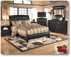 5pc Queen Bedroom Set Collection