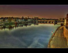 Maastricht - de Maas