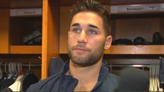 Kevin Kiermaier Baseball Park, Baseball Players, Beautiful Men Faces, Gorgeous Men, Handsome Faces, Handsome Man, Cleft Chin, Hunks Men, Tampa Bay Rays