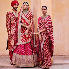 Indian Celebrity fashion: Sabyasachi Heritage Bridal Banarasi ...