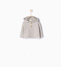 ZARA - KIDS - Organic cotton sweatshirt