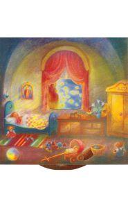 Rotating image - the crib - My sunny day - Gabriela de Carvalho - Raffael Verlag