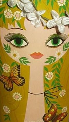 Vintage 60's Illustration