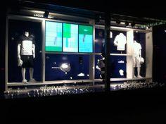 Window display fabricated by Creative NYC #MadeByCreativeNYC