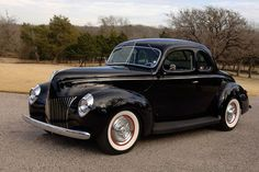 Ford Coupe (1940)