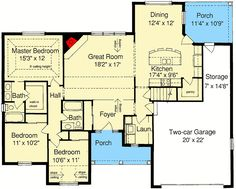 Convenient Design - 3914ST | Architectural Designs - House Plans