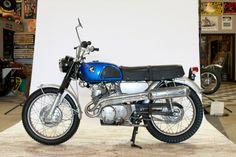 1967 Honda CL160 Scrambler $2400