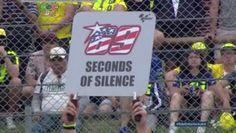 MotoGP – Vídeo: A homenagem a Nicky Hayden Motogp, Kentucky, Nicky Hayden, Motosport, Valentino Rossi, Kid, Tattoos, Legends, Pilots