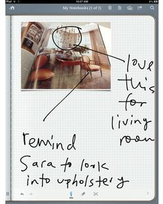 The Best Apps for Designers or anyone that loves making notes on images - LOVE.
