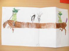 Schmidt, Teaching Ideas, Moose Art, School