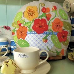 Sweet tea cosy
