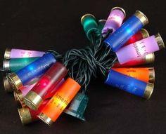 Shotgun Shell Lights - Great Gifts for Gun Nuts