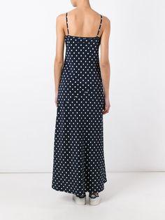Jean Paul Gaultier Vintage Polka Dot Dress - Farfetch