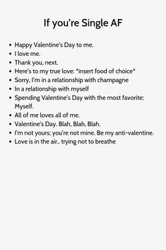 """The post """"If you're Single AF"""" appeared first on Pink Unicorn quotes Englisch Captions For Guys, Funny Photo Captions, Picture Captions, Funny Photos, Sunday Captions, Attitude Caption For Instagram, Instagram Captions For Selfies, Selfie Captions, Cool Instagram"""