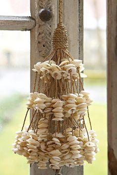 seashells tassel