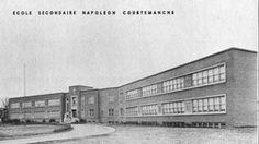Ecole Courtemanche, Montreal-Est Montreal, Multi Story Building, Louvre, Travel, Viajes, Traveling, Trips, Tourism, Louvre Doors