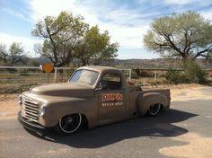 Hot Rod Studebaker pickup